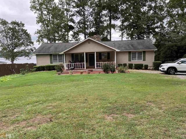 192 Jackson Rd, Milledgeville, GA 31061 (MLS #8859215) :: Team Cozart