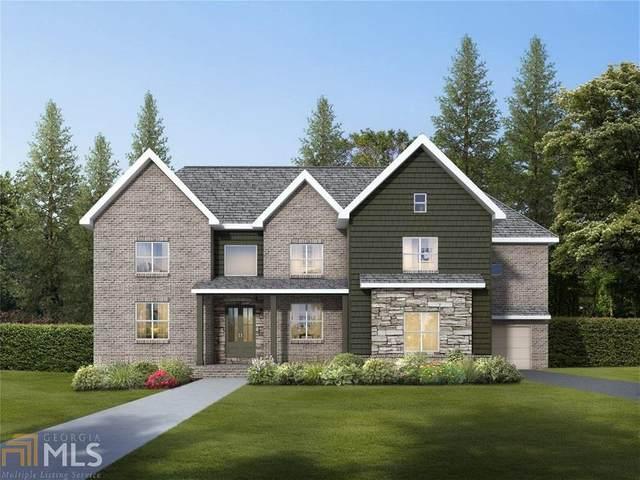 4001 Oak Forest Cir, Marietta, GA 30062 (MLS #8859267) :: Bonds Realty Group Keller Williams Realty - Atlanta Partners