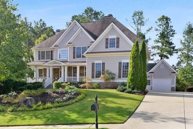 43 Oakwind Pt, Acworth, GA 30101 (MLS #8859392) :: Buffington Real Estate Group