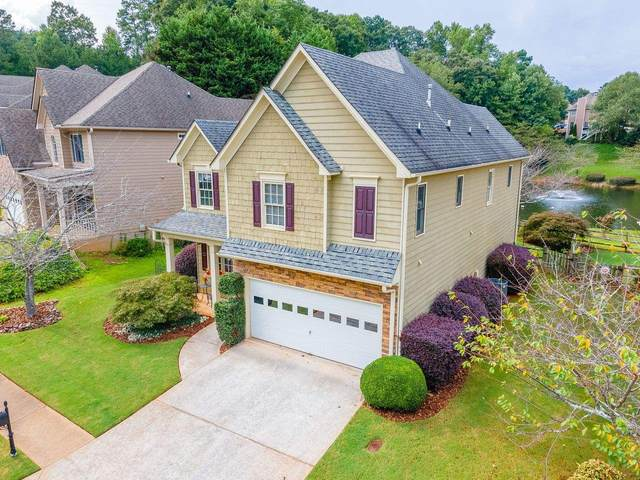 526 Mirramont Place, Woodstock, GA 30189 (MLS #8859424) :: RE/MAX Eagle Creek Realty