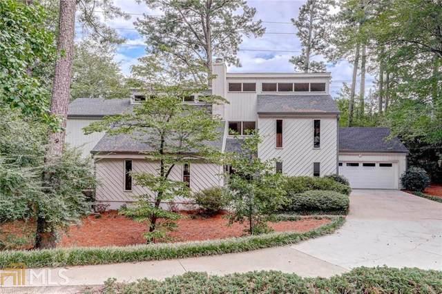 1891 Gramercy Ct, Dunwoody, GA 30338 (MLS #8859458) :: Scott Fine Homes at Keller Williams First Atlanta