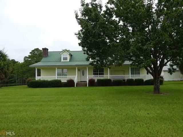 405 Lanier Rd, Claxton, GA 30417 (MLS #8859522) :: RE/MAX Eagle Creek Realty