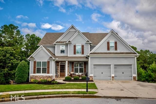 544 Blackberry Run Dr, Dallas, GA 30132 (MLS #8859609) :: Buffington Real Estate Group