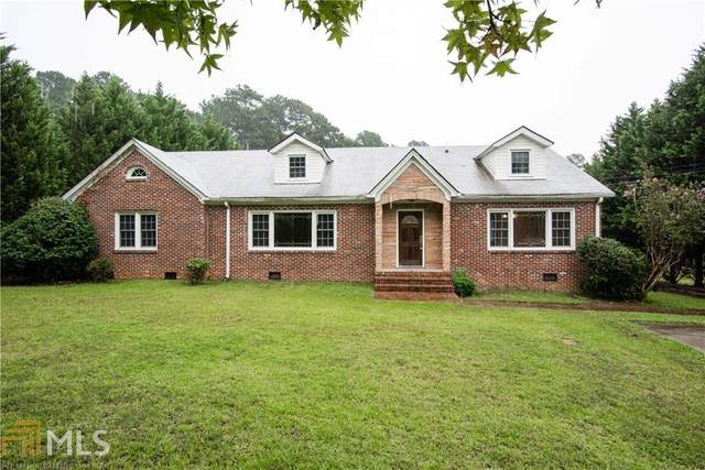 5936 W Fayetteville Road, College Park, GA 30349 (MLS #8859614) :: Rettro Group