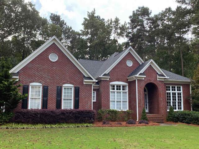 290 Browns Crossing Dr, Fayetteville, GA 30215 (MLS #8859616) :: Buffington Real Estate Group
