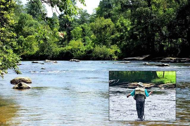 25.5A N Toccoa River Rd, Mineral Bluff, GA 30559 (MLS #8859667) :: Team Cozart