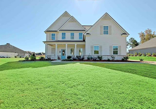 284 Northgate Preserve Dr, Newnan, GA 30265 (MLS #8859774) :: Military Realty