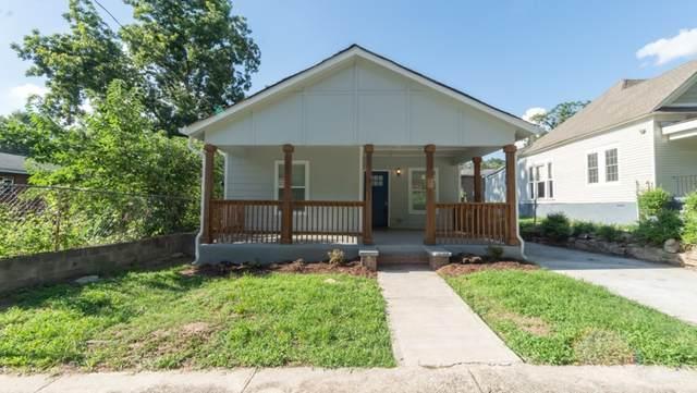 841 North Ave, Atlanta, GA 30318 (MLS #8859789) :: Athens Georgia Homes