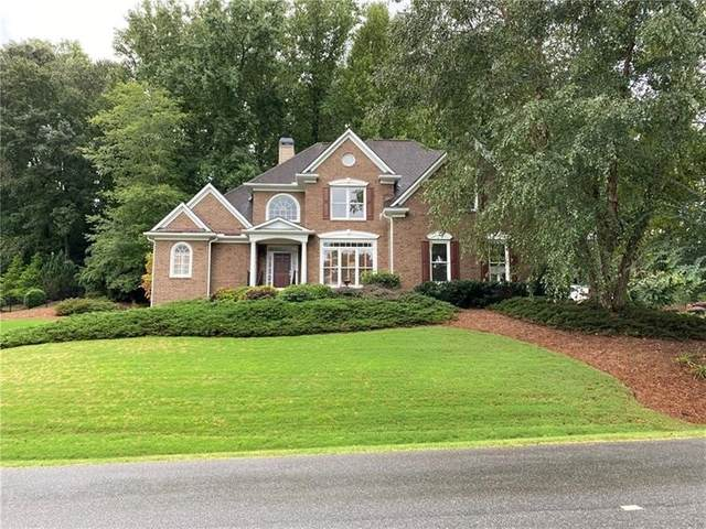 710 Haley Farm Rd, Canton, GA 30115 (MLS #8859793) :: The Durham Team
