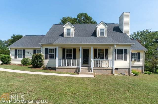 6004 Taylorcrest Drive, Macon, GA 31216 (MLS #8859828) :: Team Cozart