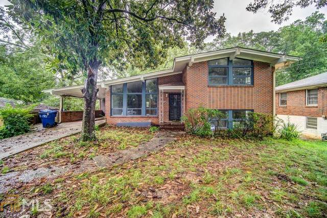 675 Albert Street, Atlanta, GA 30318 (MLS #8859935) :: Buffington Real Estate Group