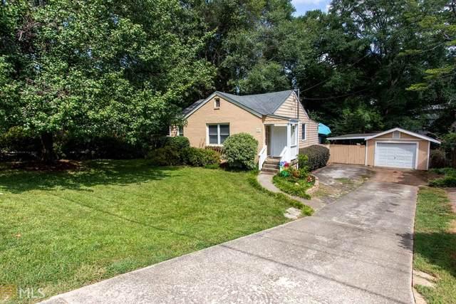 933 Sycamore Drive, Decatur, GA 30030 (MLS #8859995) :: Team Cozart