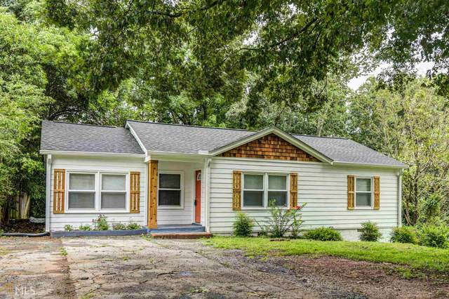 2056 Neely Ave, East Point, GA 30344 (MLS #8860001) :: Crown Realty Group