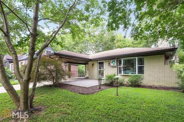 323 2Nd Ave, Decatur, GA 30030 (MLS #8860004) :: AF Realty Group