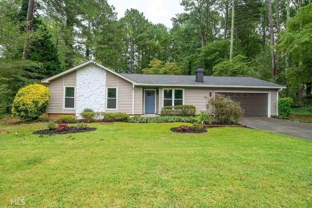 4725 Jamerson Forest Cir, Marietta, GA 30066 (MLS #8860014) :: Rettro Group
