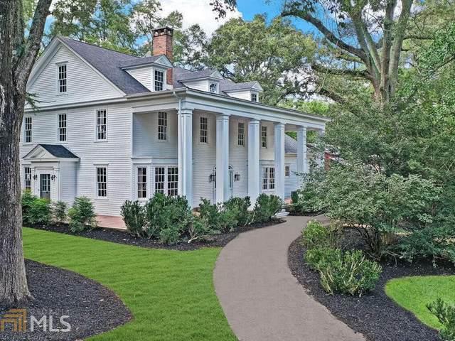215 Hartwell Rd, Lavonia, GA 30553 (MLS #8860244) :: Bonds Realty Group Keller Williams Realty - Atlanta Partners