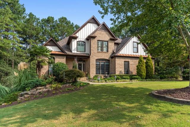129 Griffin Way, Canton, GA 30115 (MLS #8860304) :: Crown Realty Group