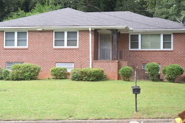 280 W Lake, Atlanta, GA 30314 (MLS #8860349) :: Military Realty