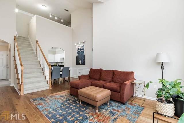 1850 Cotillion Dr #4423, Dunwoody, GA 30338 (MLS #8860351) :: Scott Fine Homes at Keller Williams First Atlanta