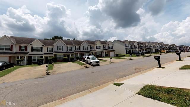 5351 Creekview Way #17, Morrow, GA 30260 (MLS #8860363) :: Athens Georgia Homes