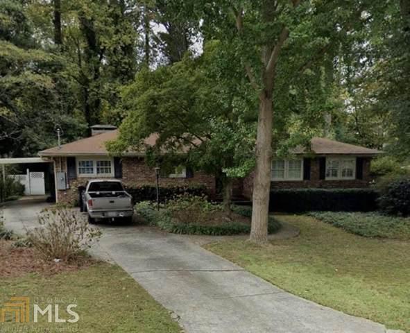 2813 Winding Ln, Brookhaven, GA 30319 (MLS #8860370) :: Anderson & Associates