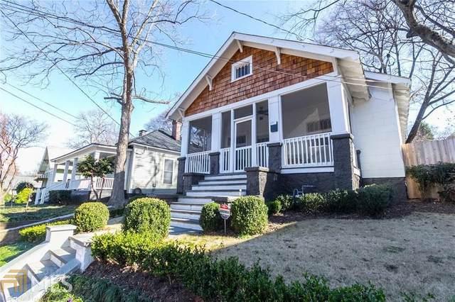 785 Lake Avenue, Atlanta, GA 30307 (MLS #8860376) :: Anderson & Associates