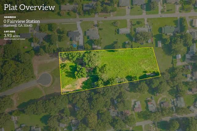 0 Fairview Station 3.93 Acres, Hartwell, GA 30643 (MLS #8860405) :: The Durham Team