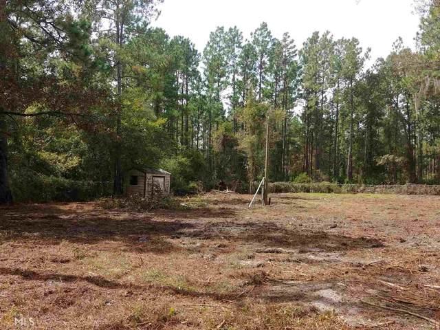0 Cavader-Harrell Road, White Oak, GA 31568 (MLS #8860423) :: RE/MAX Eagle Creek Realty