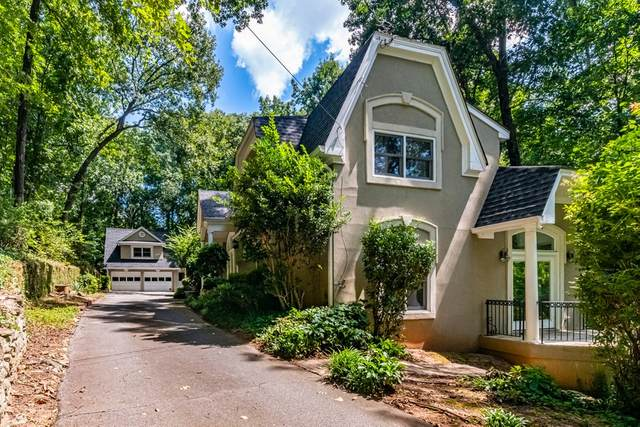245 Glen Lake Dr, Sandy Springs, GA 30327 (MLS #8860462) :: Rettro Group