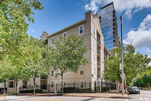 1075 Peachtree Walk A501, Atlanta, GA 30309 (MLS #8860514) :: AF Realty Group