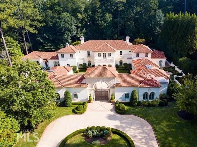 439 Blackland Rd, Atlanta, GA 30342 (MLS #8860519) :: Crown Realty Group