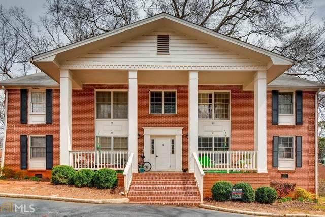 135 East Hill St #25, Decatur, GA 30030 (MLS #8860523) :: Team Cozart