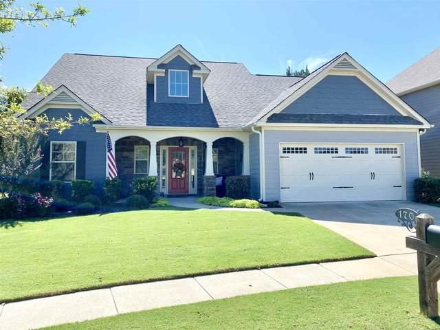 170 Brooks Village #7, Pendergrass, GA 30567 (MLS #8860546) :: Team Cozart