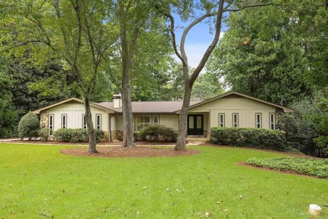 4624 Brunning Ct, Dunwoody, GA 30338 (MLS #8860559) :: Scott Fine Homes at Keller Williams First Atlanta
