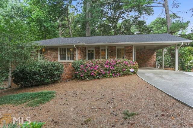 4074 N Shallowford Rd, Chamblee, GA 30341 (MLS #8860628) :: Tim Stout and Associates