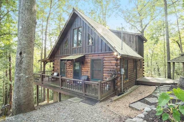 115 Gibe Ct, Ellijay, GA 30540 (MLS #8860712) :: The Durham Team