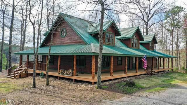 160 Bone Lake Dr 10.015+/- Acres, Newnan, GA 30263 (MLS #8860862) :: Tim Stout and Associates
