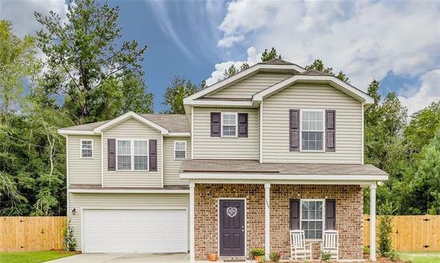 155 Bonnie Circle, Ellabell, GA 31308 (MLS #8860902) :: Athens Georgia Homes