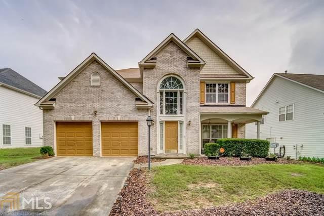 125 Fitzgerald Pl, Atlanta, GA 30349 (MLS #8860946) :: Buffington Real Estate Group
