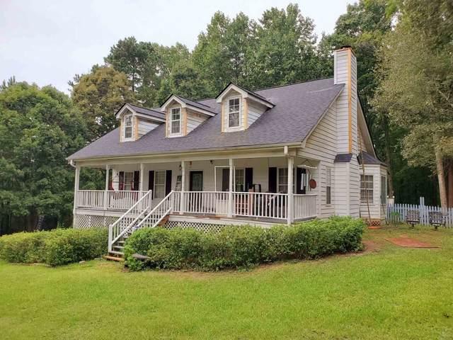 693 James Powers Rd, Monroe, GA 30656 (MLS #8860948) :: Athens Georgia Homes