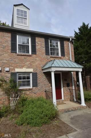 6700 Roswell Rd Unit 25F 25F, Sandy Springs, GA 30328 (MLS #8861130) :: Scott Fine Homes at Keller Williams First Atlanta