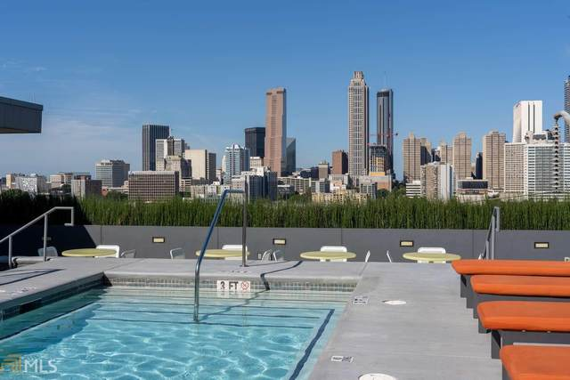 480 John Wesley Dobbs Ave #324, Atlanta, GA 30312 (MLS #8861163) :: Military Realty