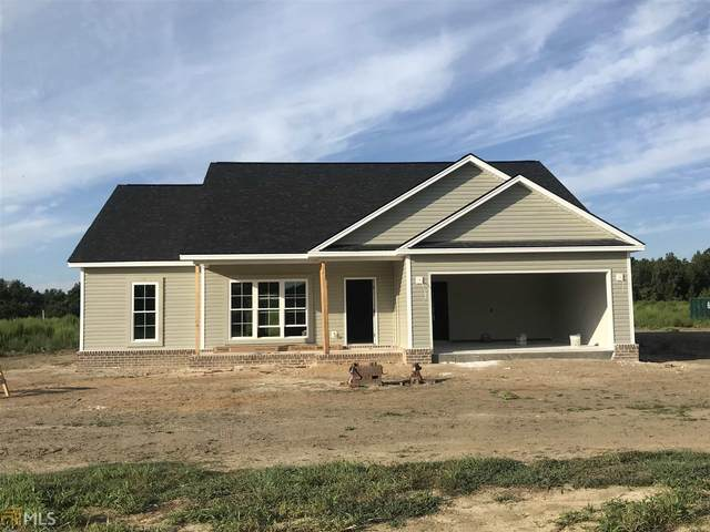 111 Old Auburn Ln Lot 50, Brooklet, GA 30415 (MLS #8861171) :: RE/MAX Eagle Creek Realty