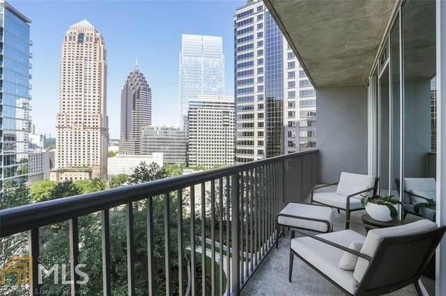 1080 Peachtree St #1312, Atlanta, GA 30309 (MLS #8861176) :: AF Realty Group