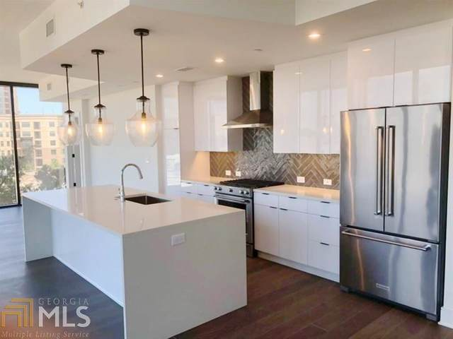 788 W Marietta St #201, Atlanta, GA 30318 (MLS #8861265) :: Buffington Real Estate Group