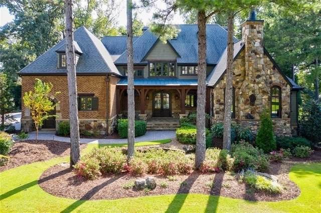 4834 Elkhorn Hill Drive, Suwanee, GA 30024 (MLS #8861306) :: Houska Realty Group