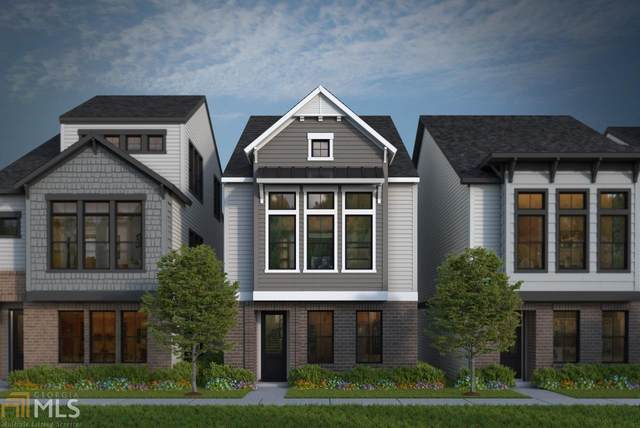 506 Hargrove Ln, Decatur, GA 30030 (MLS #8861314) :: Crown Realty Group