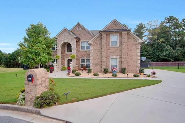 1309 SW Marseille Ct, Conyers, GA 30094 (MLS #8861374) :: Buffington Real Estate Group