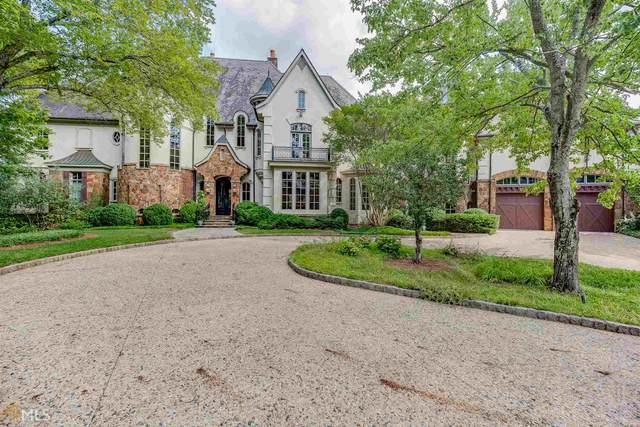 515 Chestnut Rose Lane, Sandy Springs, GA 30327 (MLS #8861473) :: Scott Fine Homes at Keller Williams First Atlanta