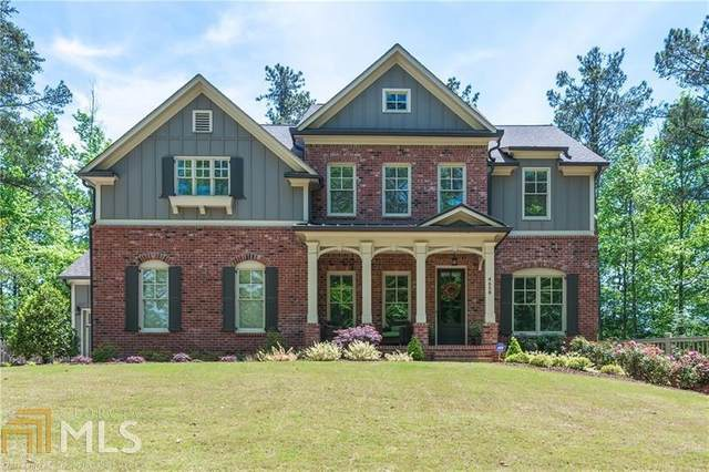 4658 Sandy Plains Road, Roswell, GA 30075 (MLS #8861489) :: Scott Fine Homes at Keller Williams First Atlanta